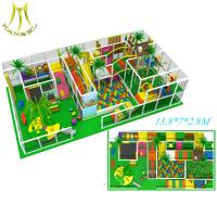 China Hansel  low investment with fast profits soft play children's indoor playground equipment price on sale