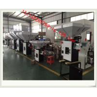 China China plastic mixing machine OEM Supplier/China Weighing Type Color Mixing Machine For USA on sale