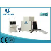 Buy cheap Airport Baggage Scanner 1000 ×1000 Mm Tunnel Size For Train Station from wholesalers