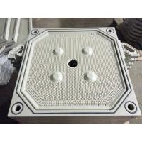 China 1500x 1500mm High Pressure Filter Press Plate PP Membrane Filter Plate on sale