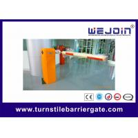 RS 485 Parking  Barrier Arm Gate With Auto-closing IP 44 For Access Control Manufactures