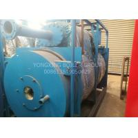 Fire Tube Commercial Gas Fired Steam Boiler Capacity 1-10t/H For Power Plant Manufactures