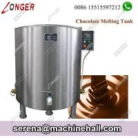 China Stainless Steel LG-CR Chocolate Melting Machine, Chocolate Storage Tank on sale