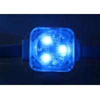RGB Full Color SMD5050 DC12V 3 LED Point Light With DMX Controller Manufactures