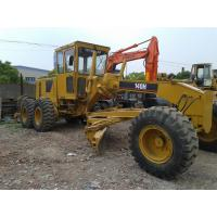 Used Caterpillar Cat 140h Motor Grader185hp With Ripper 6 Air Cylinder Manufactures