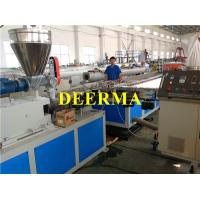 Decorative Plates Plastic Profile Production Line PVC Ceiling Making Machine Manufactures