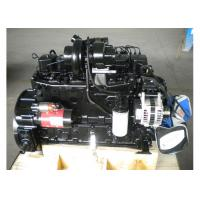 Water Cooled Cummins Truck Turbocharged Diesel Engine ISC8.3-230E40A 169KW / 2100RPM Manufactures