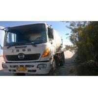 Used Hino Concrete Mixer Truck 500 , Japan Used Mixer Truck For Sale Manufactures