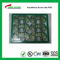 Manufacturing Of Pcb Boards Pcb For Computer , 4l Fr4 It150 1.6mm Immersion Gold Manufactures