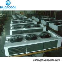 Double Sided Evaporator Cooling Fan , Portable Evaporative Cooling Fan for sale
