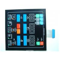 Light Weight White Keyboard Membrane Switch for Apparatus With Touch Panel Manufactures