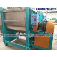 China 500 KG Large Capacity Horizontal Ribbon Mixer Machine For Cacao Powder on sale