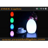 White Battery Operated Led Table Lamp Lithium Battery For Coffee Shop Manufactures