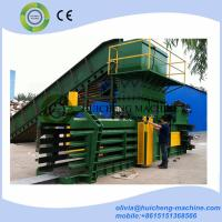 baling machine Hydraulic Vertical Waste Paper Baler Pressing and Strapping Machine Manufactures
