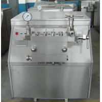 China Semi Automatic Beverage Processing Equipment , High Temperature Sterilizer Juice Making Machine on sale