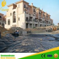 0.5mm,0.75mm,1mm,1.5mm,2mm hdpe geomembrane price Manufactures