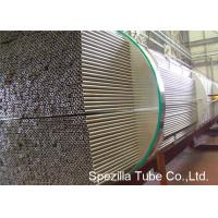 Cold Drawn Seamless Copper Nickel Tube , SB111 C44300 Aadmiralty BrassTube Manufactures