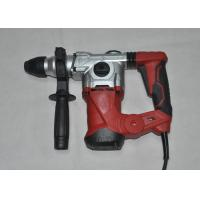 Heavy Duty Concrete Drilling Machine Rotary Hammer Chisel 900W 2m Rubber Cord Manufactures