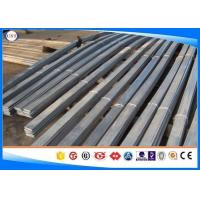 Quality DIN 1.7221 / 55Cr3 /5160 / SUP9 Hot Rolled Steel Bar Spring Steel Flat Bar Surface Black Or Machined for sale