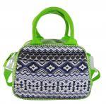 Classic Girls Fashion Bags Handbags Light Colorful Shoulder Bag Canvas Low Cadmium Manufactures