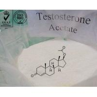 Pharmaceutical No Side Effect Steroids Testosterone Acetate Powder and Liquid CAS 1045-69-8 Manufactures