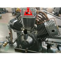Quality Portable 30bar Piston Air Compressor for PET machine with 340L air tank for sale