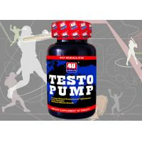P6 EXTRA Testopump Muscle Gain Supplements For Muscle Growth 90 Tablets Manufactures