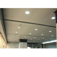 Perforated Acoustic Lay In Ceiling Tiles for sale