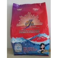 Sunset Brand detergent powder for Dominica market Manufactures