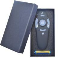 2.4GHz USB Wireless Red Laser Pointer Pen RF Remote Control with AAA battery Manufactures