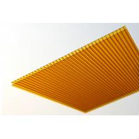 Building Skylight 4mm Polycarbonate Sheet / Unbreakable Polycarbonate Panel Manufactures