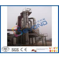 Forced Circulation Multiple Effect Evaporator With SUS304 / SUS316 Stainless Steel Material for sale