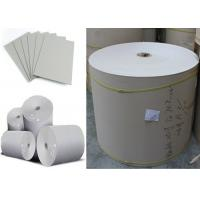 Good Stiffness Professional Grey Paper Cardboard Roll for Book Binding Manufactures