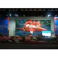 Super HD P6 Indoor Fixed LED Display / Digital Video Wall for Advertising Manufactures