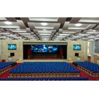 Slim Cabinet LED Video Panel Rental , P6 LED Full Color Display High Brightness