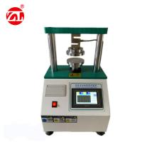 IS02759 ASTMD3786 Ring Crushing Strength Testing Machine PLC Control Manufactures