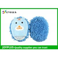 Cute Car Cleaning Mitt Colorful , Microfiber Dusting Mitt Super Soft AD0185 Manufactures