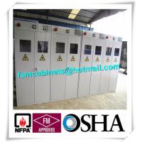 China Fire Resistance Gas Cylinder Storage Cabinet , Industrial Safety Cabinets For Cylinders on sale