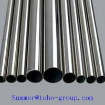 "8""  sch40 Super Duplex SS Seamless Pipe ASTM A789 A790 UNS32750 S32760 Manufactures"