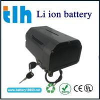 Newest li ion electric bike battery 36v 9ah Manufactures