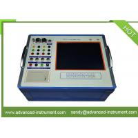 Circuit Breaker Timing Testing Equipment with Contact Resistance Measurement Manufactures