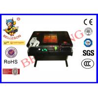 Classic Sticker Wine Brand Coffee Table Arcade Machine Tempering Glass Manufactures