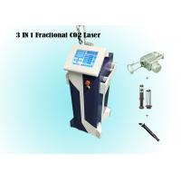 Medical Fractional Laser Beauty Machine System Control 10600nm Wavelength fractional co2 laser Manufactures
