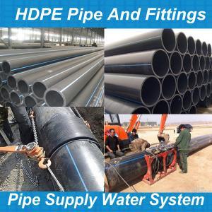 PE gas pipe/pe gas pipe/hdpe pipe/hdpe pipe prices/poly pipe/tubo pead/tubos ipiranga/tube Manufactures