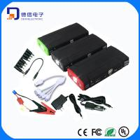 12000mAh Multifunction Battery Pack Auto Jump Starter for Car (LC-0351-G1) Manufactures