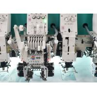 China Large Format Taping Embroidery Machine / Custom Cap Embroidery Machine on sale