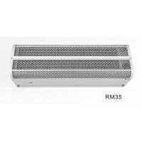 Water Source Cooling / Heating Air Curtain , Dustproof Air Cutter For Door Manufactures