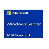 China Microsoft Windows Server 2016 Standard 32/64 Bits Online Activate For Lifetime on sale