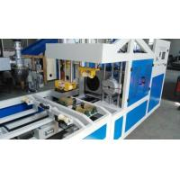 Drain Pipe Belling Machine Easy Operated Reliable System Performance Manufactures