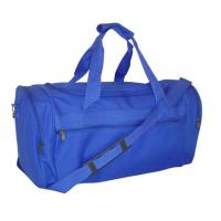 Personalized Sports Duffle Bags , Fashionable Polyester Gym Duffle Bag Manufactures